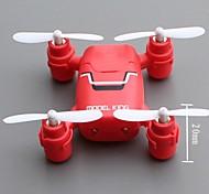 Form king 33033 Drohne 2.4G 4CH 6 Achsen-Gyro RC Mini quadcopter 360-Grad-Eversion mit LED-Leuchten