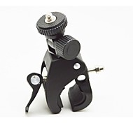Handlebar Mount Tripod Smooth Frame Screw Suction Cup Straps Mount / Holder ForGopro 5 Gopro 4 Silver Gopro 4 Gopro 4 Black Gopro 4