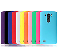 BIG D Silica Gel Soft Case for LG G3 (Assorted Colors)
