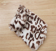 Dog Hoodie Brown Winter Animal Leopard