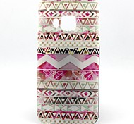 Pink fabric Pattern Soft TPU Case for HTC M9/HTC One M9