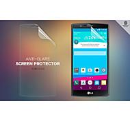 nillkin antideslumbrante protector de pantalla protector de la película para lg g4