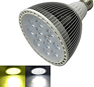 JIAWEN® PAR38 E27 12W 1X12LEDs 1080-1200LM Warm White/White 3000-3200K/6000-6500K LED Spot Light (AC 85-265V)