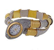 2015 nuovo orologio da polso l'orologio classico signora serpente