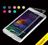 BIG D Touch View TPU Full Body Case for Samsung Galaxy Note 4 N9100(Assorted Colors)