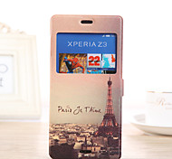 Cellphone Case Proetction with Drawing cartoon Shell for Sony Xperia Z3