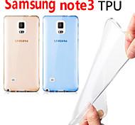 durch Farbe TPU für Samsung-Anmerkung 3