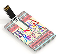 16gb usb flash drive cartão de teste padrão do projeto Hakuna Matata
