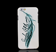 Plumage Pattern Cover for iPhone 6 Case