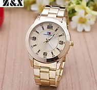 Women's Fashion Diamond Simple head Design Quartz Analog Steel Belt Wrist Watch(Assorted Colors)