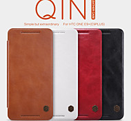 NILLKIN Qin Series Leather Case Turnkey Following Cover Case for HTC E9+(E9PLUS)(Assorted Colors)
