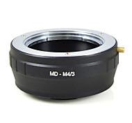 mengs® мкр-m4 / 3 байонет кольцо адаптера для Minolta MC MD объектива для Olympus E-P1 или Panasonic g1 gh1- m4 / 3 камеры тело