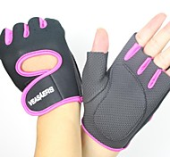 Veasaers Sport Fitness Gloves  Half Fingles Anti Skid Weight lifting Workout Multifunction Exercise Gloves