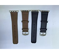 Uhrenarmband für Apple iwatch Armband mit Stecker für Apple iwatchgenuine Lederband für iwatch 42mm