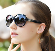 2015 New 100% UV400 Oversized Women's Fashion Sunglasses