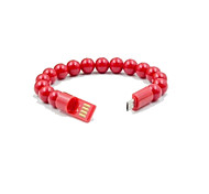 Universal Wrist Cable Bracelet Portable USB 2.0 to Micro USB 2.0 Cable