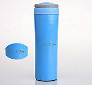 Personalized Gift Stainless Steel 450ML Cup (More Colors)