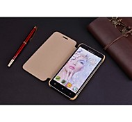 Leather And Pc Classic Cellphone Case Proetction Shell Cellphone Case for Lenovo A8 (A808T)