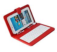 DGZ tastiera universale e custodia per tablet andriod 7 pollici