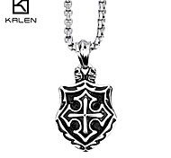 Kalen Men's Jewelry Custom New Design Fashion Hot Sale Charm Pendant Necklace