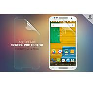 NILLKIN Anti-Glare Screen Protector Film Guard for MOTO x+1(XT1085)