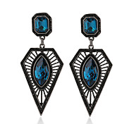 Women's Party Inverted Triangle  Drop Earrings