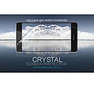 Nillkin cristalinas anti-huella digital pantalla de la película del protector para Huawei p8 Lite