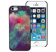 Fuck You Design Aluminum Hard Case for iPhone 4/4S