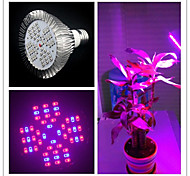 MORSEN® E27 12W 500LM 32Red and 16Blue SMD48 LED Bulbs for Flowering Plant Hydroponic System Led Grow Light (85-265V)