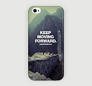 The Great Wall Scenery Pattern  PC phone Case Back Cover for iPhone 6 Plus Case