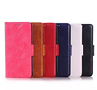 5.2 Inch PU Leather Case with Stand for HTC Desire Eye(Assorted Colors)
