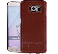 Special Design Fashion High-Grade Solid Color PU Leather Plastic Holster for Samsung Galaxy S6 (Assorted Colors)
