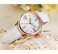 Fashion simple strap watch women watch waterproof fashion watch