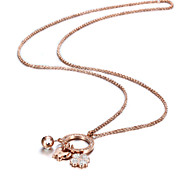 Butterfly Pendant Necklace Designed for Wemen