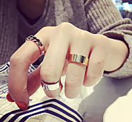 European Style New Fashion Set Ring Female Index Finger Ring (6PCS)