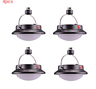 4pcs 60LED Super Bright of Outdoor Camping Tent Lamp and Emergency Lights