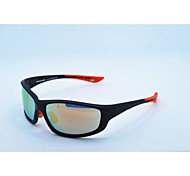 Cycling/Fishing/Driving 100% UV400 Wrap Sports Glasses