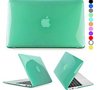 "Hat-Prince Crystal Hard Protective PC Full Body Case for MacBook Air 11.6"" (Assorted Colors)"