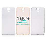 NILLKIN Nature Series Ultra Thin Transparent TPU Case for HTC ONE E9+(E9PLUS)