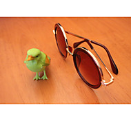Delicate Metal Frame Sunglasses