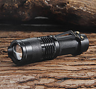 Cree Q5 1200 Lumen 14500 Zoomable LED Flashlight Torch