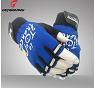 Getmoving® Coolfmax/Mountain Bike /Bicycle Road Professional Cycling Gloves