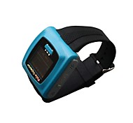 Digital Wrist Pulse Oximeter CMS50I with Adult Spo2 Probe Rechargeable Fuction and data storage USB Wire Software