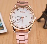 relojes de los hombres europa y los estados unidos de venta de cuarzo suizo de acero de aleación ligera versión monocular reloj