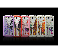 Many Zipper Phone Case for samsung s3