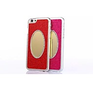 Special Design High quality Metal Mobile Phone Back Shell Shiny for  iPhone 6