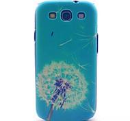 Dandelion Pattern PC Hard Case for Samsung S3 I9300