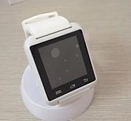 Tecnologia Vestível - Relógio inteligente Bluetooth 4.0/WIFI - Controle de Mídia/Controle de Mensagens -Monitor de Atividade/Monitor de