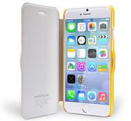 ivso caso de la cubierta de alta calidad muy fresco para el iphone 6 además de teléfono de 5.5 pulgadas (amarillo)