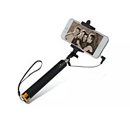 270 Degree Rotation Selfie Stick for 3.5 Connector Phone (Assorted Color)